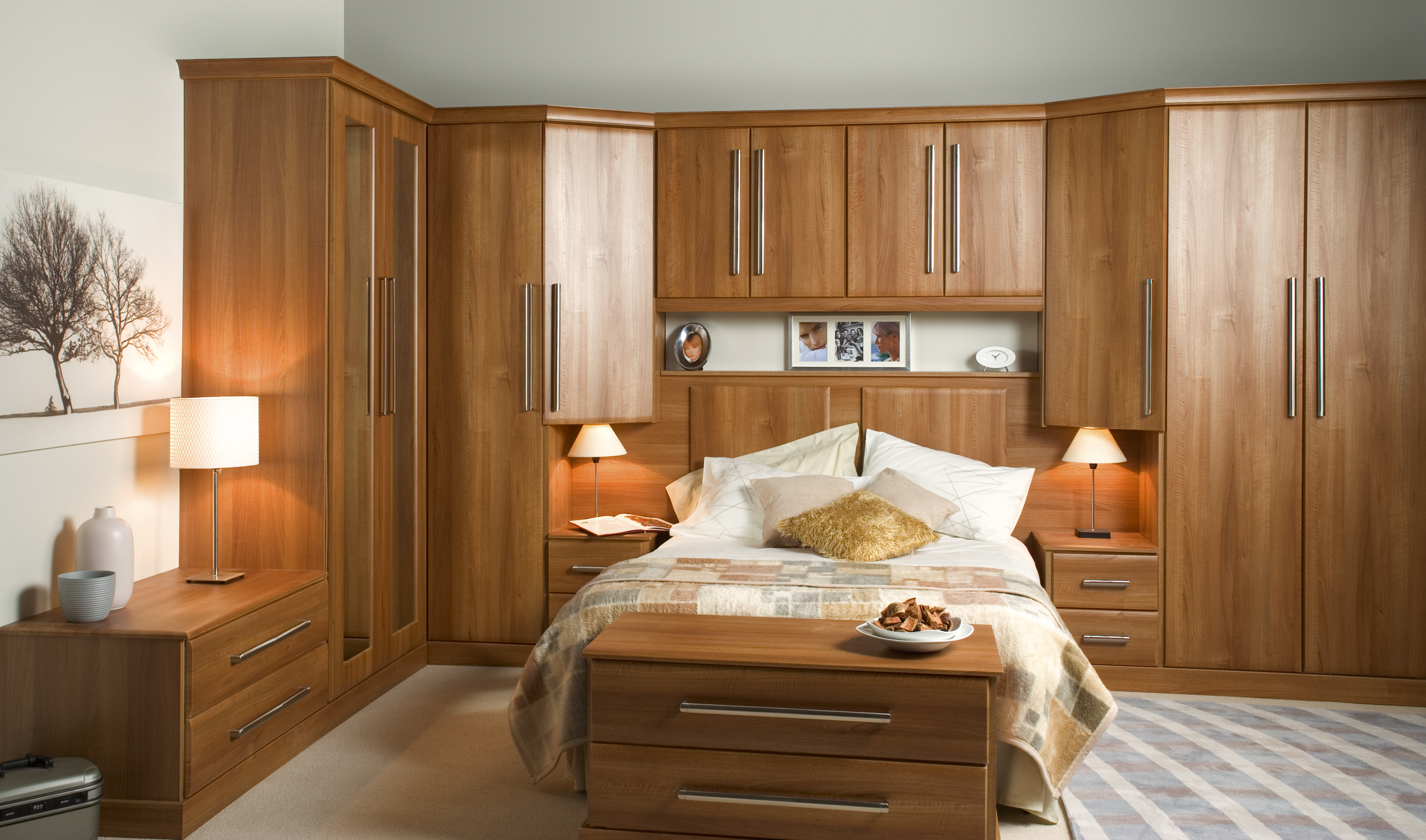 Clarke interiors fitted bedrooms - Image for bed room ...