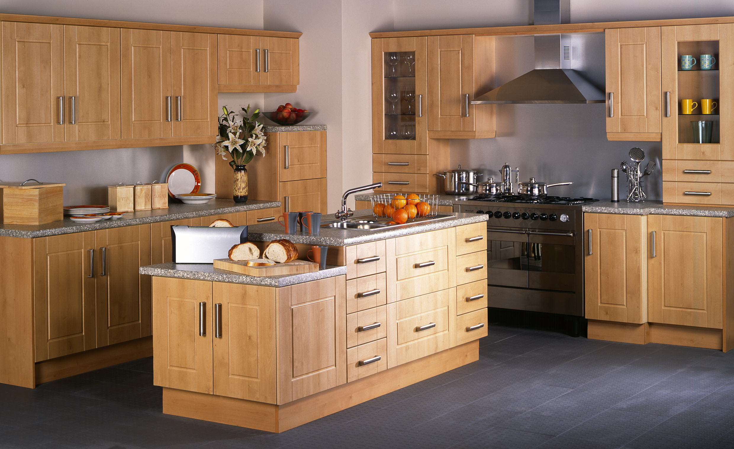 Fitted Kitchen Clarke Interiors Fitted Kitchens